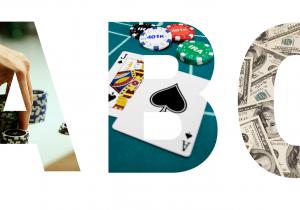 扑克术语ABC