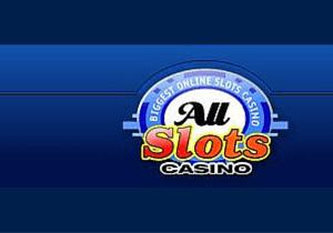 点击奖金代码注册All Slots Casino 获最高1600美元首存红利